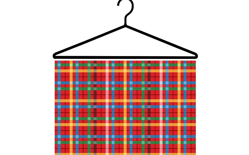grucce per abiti