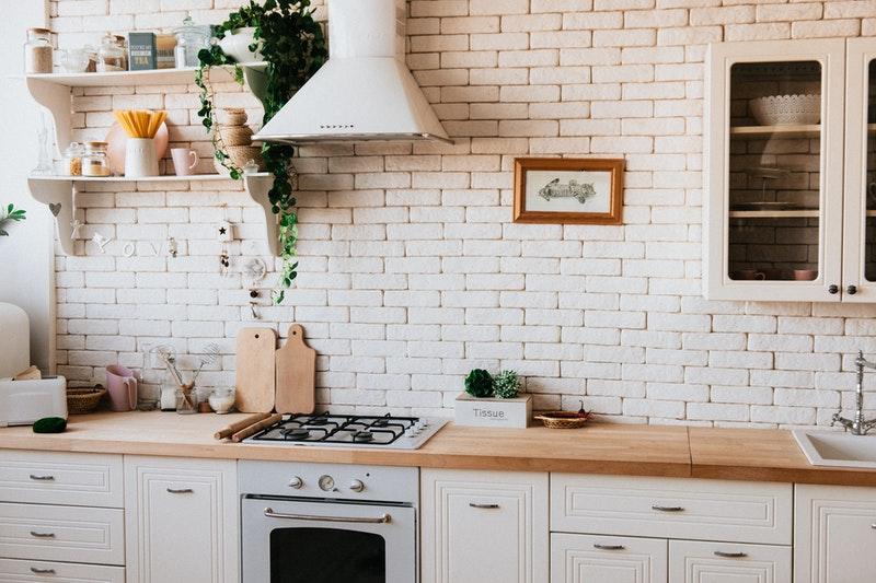 casa ecosostenibile cucina