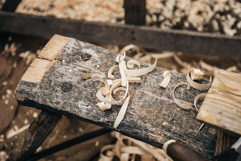 casa ecosostenibile mobili legno