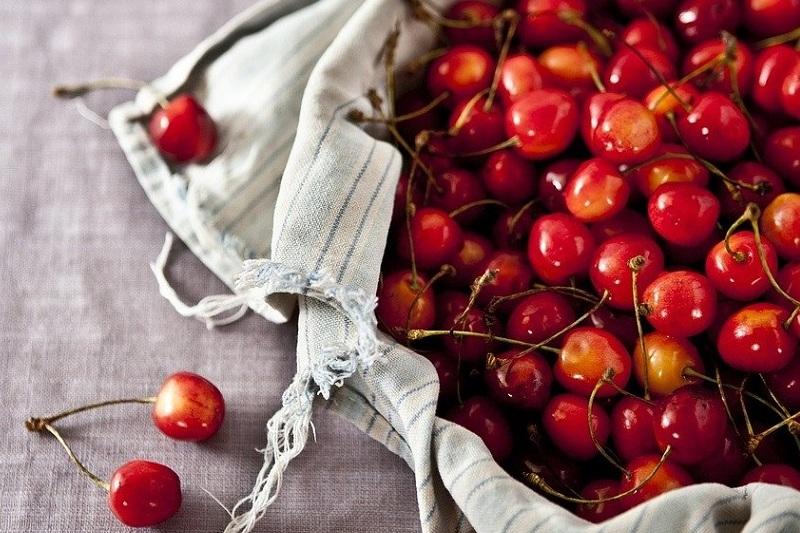 ciliegie vitamine